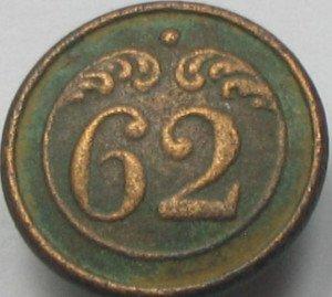 bouton du 62 de ligne